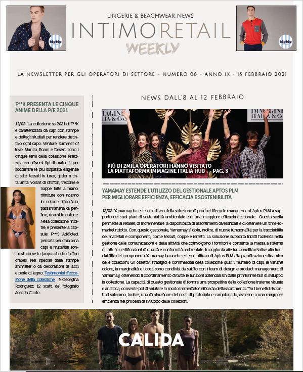cover weekly n.6