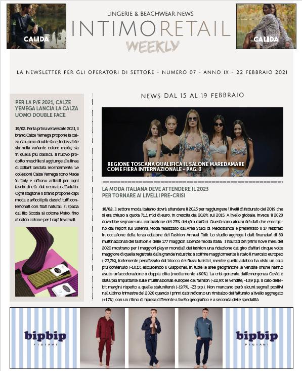 cover weekly n.7-2021