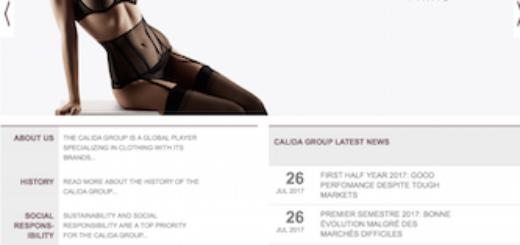f66e573c84 Calida Group: nel primo semestre fatturato a oltre 175 mln di franchi  svizzeri (-1,9%). L'utile netto vola (+70,8%)