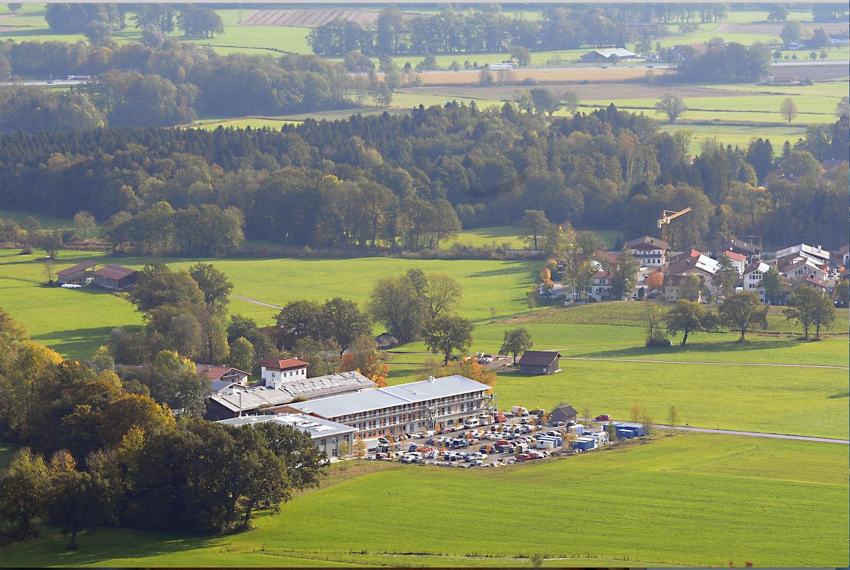 Anita rinnova e amplia la sede centrale di Brannenburg