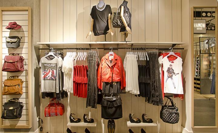 Abbigliamento nel 2017 il business mondiale vale for Decoracion de almacenes de ropa