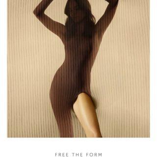 sensitive fabrics free the form