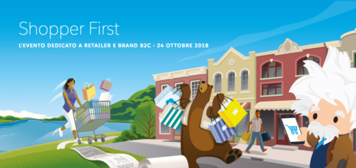 salesforce shopper first
