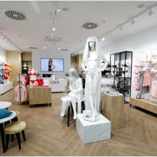 Lisca new store