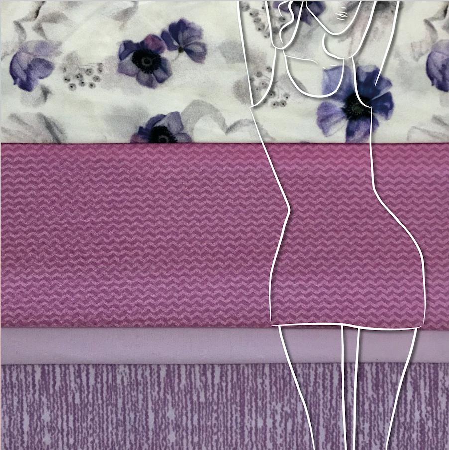 Sensitive Fabrics SS 2021