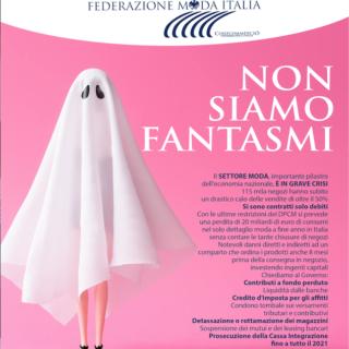 #nonsiamofantasmi