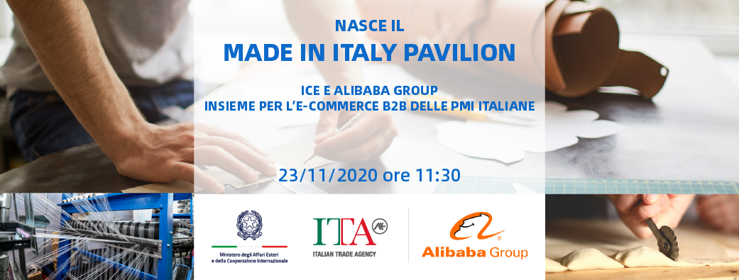 MADE IN ITALY PAVILION