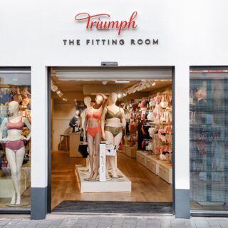triumph the fitting room