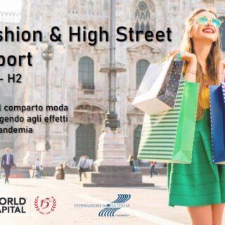 Fashion & High Street Report 2021